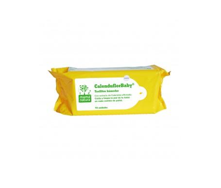 Calenduflorbaby® toallitas 72uds