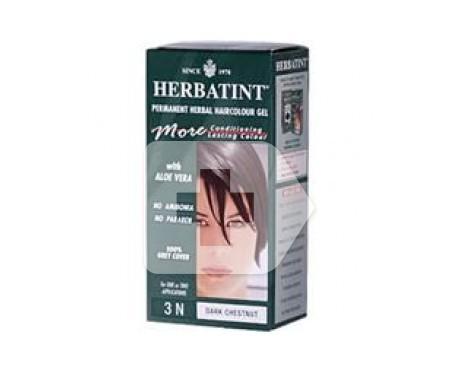Herbatint castaño oscuro 1 kit