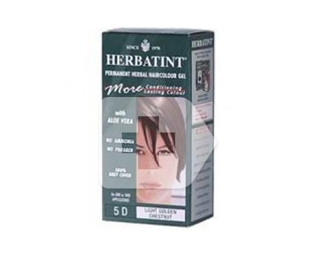 Herbatint castano chiaro dorato 1 kit