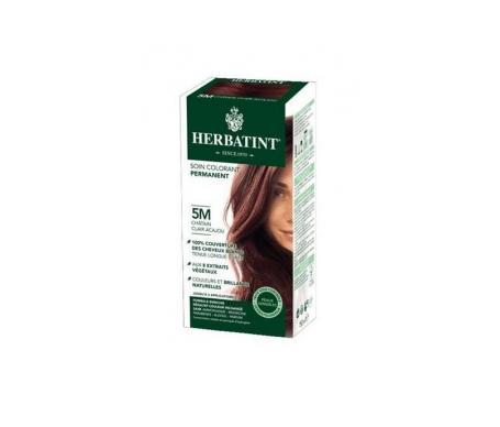 Herbatint castaño claro caoba 1 kit