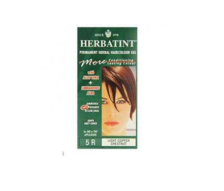 Herbatint ramato marrone chiaro 1 kit