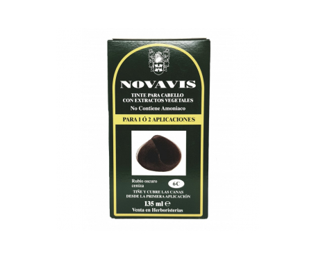 Herbatint biondo scuro cenere 1 kit