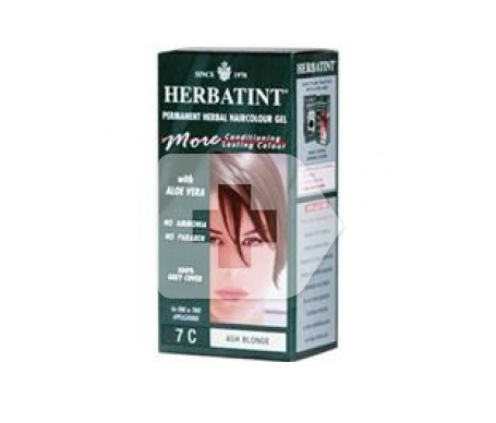 Herbatint rubio ceniza 1 kit