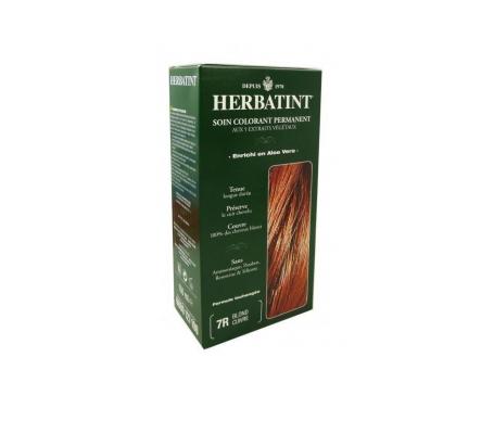 Kit Herbatint 1 biondo rame