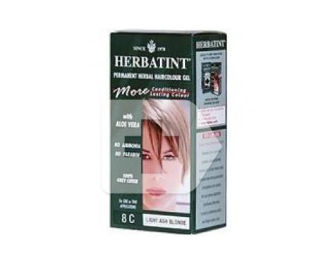 Herbatint rubio claro ceniza 1 kit