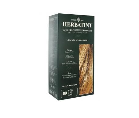 Herbatint rubio claro dorado 1 kit