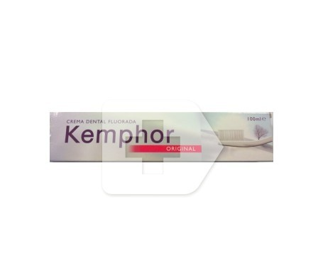 Kemphor crema dental fluorada 100ml