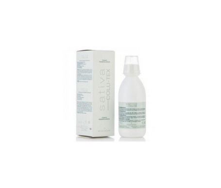 Sativa Colu-tex colutorio Cosmeclinik 250ml