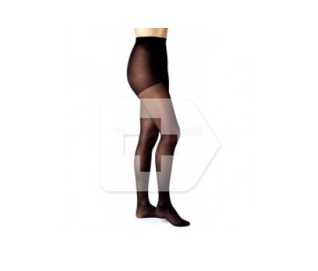 Panty Viadol compresión normal Va 40 negro talla grande negro