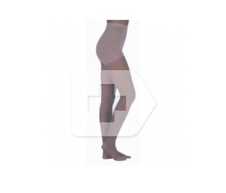 Panty Viadol compresión normal Va 40 Capuchino talla Extragand