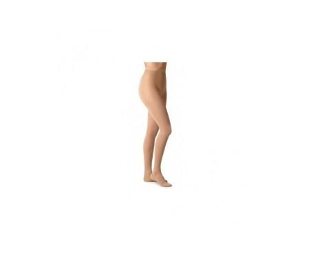 Panty Viadol compresión normal Va 40 beig talla mediana