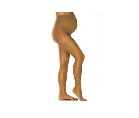 Panty Viadol compresión normal Embarazada Va 42 beig talla Extra