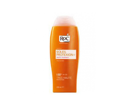 RoC® Soleil Tolerance SPF50+ loción piel sensible 200ml