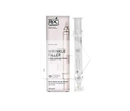RoC™ Wrinkle Filler rellenador arrugas inmediato 10ml