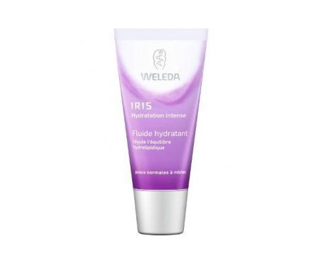 Weleda fluido hidratante de iris 30ml