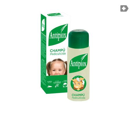 Antipiox champú pediculicida 150ml