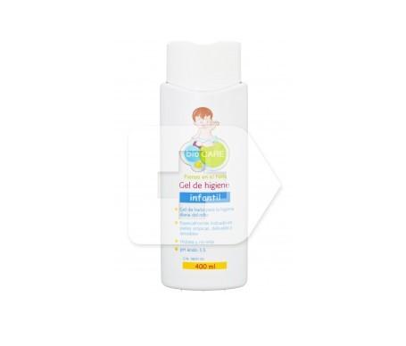 Biocare gel de baño infantil 400ml