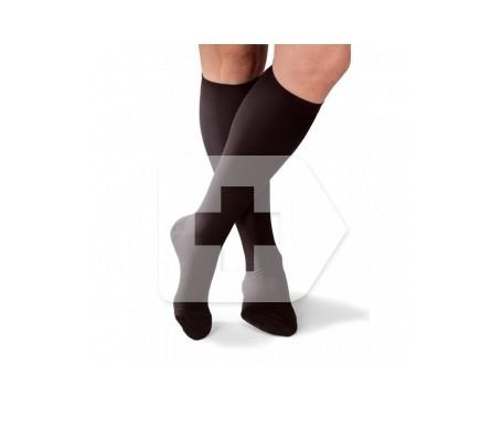 Maries calcetín de caballero color negraro pequeño