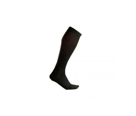 Varisan calcetín compresión extra ligera negro talla 2 1ud