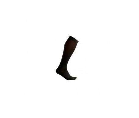Varisan calcetín compresión extra ligera negro talla 3 1ud