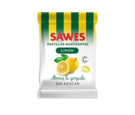 Sawes caramelos limón sin azúcar 50g