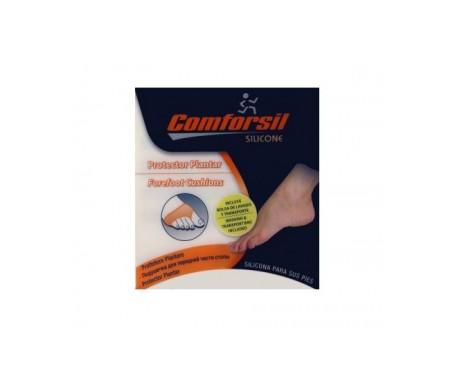 Comforsil silicone plantar protector T-Small 1 pc