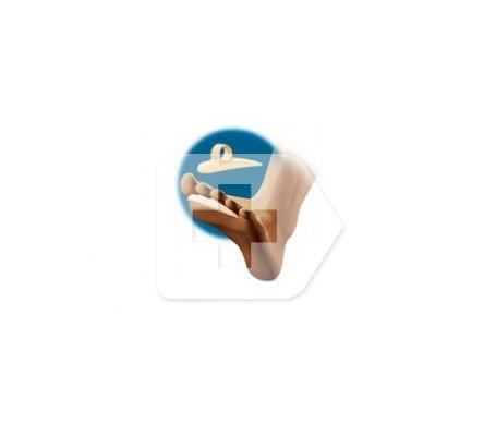 Comforsil ratoncito con anillo reforzado mediano izquierdo 1ud