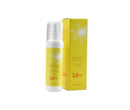 Cosmeclinik Fotoprotector Spray Seco SPF20+ 150ml
