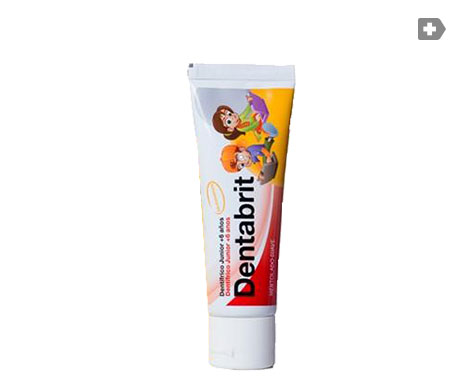 Dentabrit Junior pasta dental +6 años 50ml