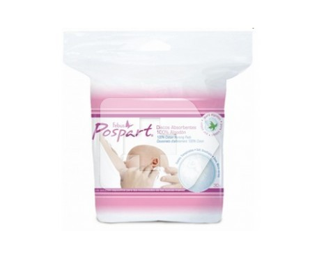 Indasec Postpart® discos absorbentes 30uds