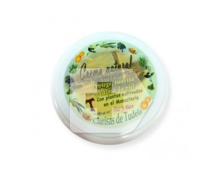 El Naturalista crema natural de aloe vera y caléndula 50ml