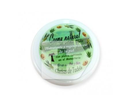 El Naturalista crema natural de aloe vera 50ml