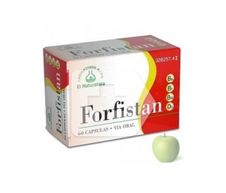 El Naturalista Forfistan 60cáps