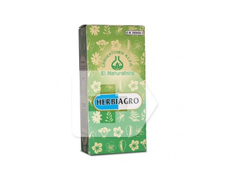 El Naturalista Herbiagro 100g