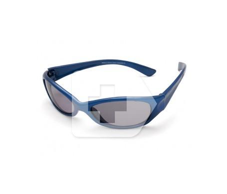 Loring gafas de sol infantil color azul 1ud