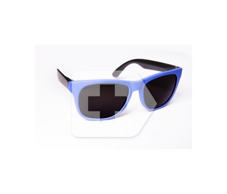 Loring Junior gafas de sol infantil color azul 1ud