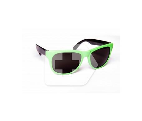 Loring Junior gafas de sol infantil color verde 1ud