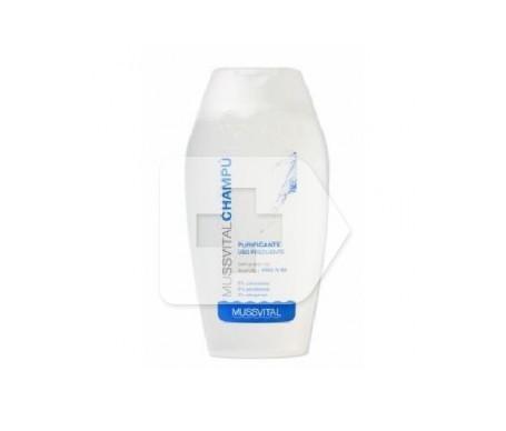Shampoo purificante muscolare 300ml
