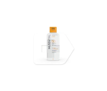 Mussvital Solar leche SPF50+ 200ml