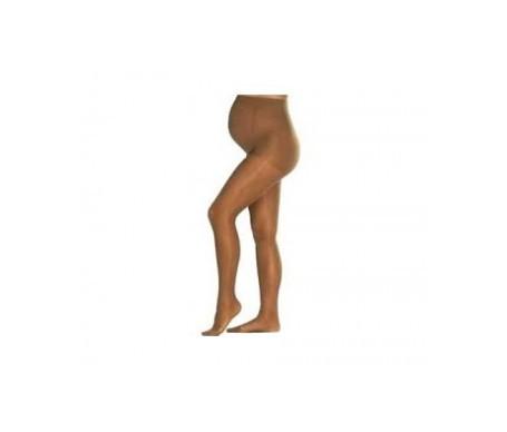 Jobst panty compresión normal premamá beige talla 5