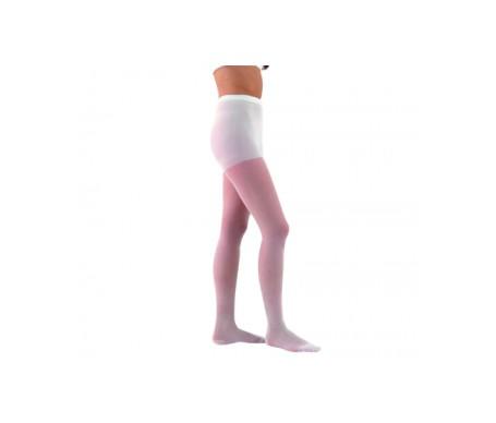 Varisan panty compresión normal blanco talla 3