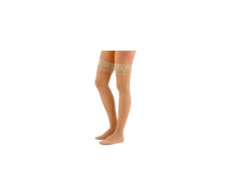 Varisan panty compresión normal marrón talla 5