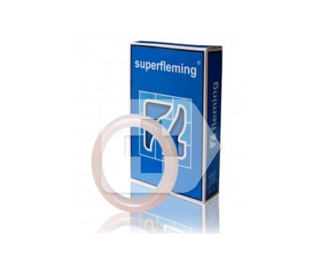 Superfleming pesario silicona T-60mm 1ud