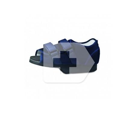 Tovipié calzado post-operatorio cuña invertida T-Pequeña