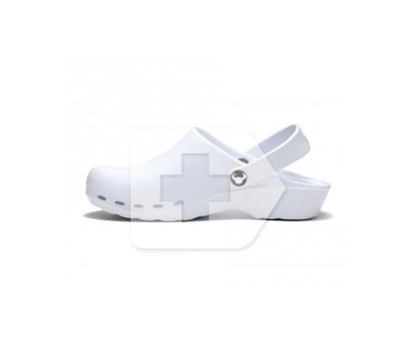 Suecos® Zueco Oden T 36 blanco