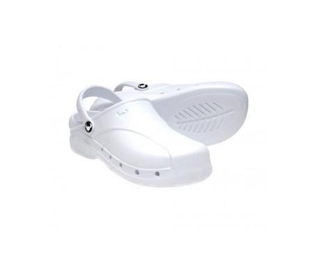 Suecos® Zueco Oden T 38 blanco