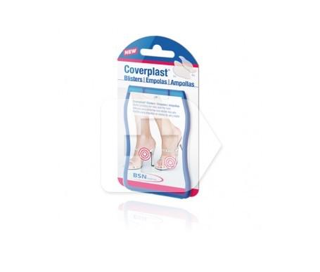 Coverplast® ampollas talón y dedos 4+3uds