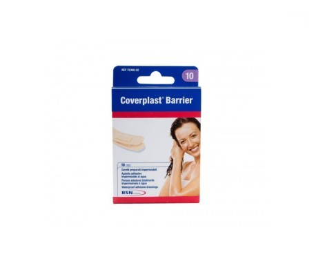 Coverplast® Barrier impermeables al agua 22x72mm 10uds