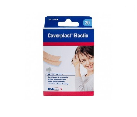 Coverplast® Elastic surtido 20uds