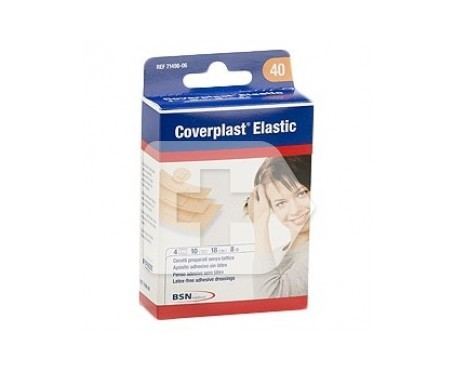 Coverplast Elastic 40uds